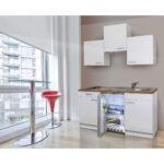 Roller Singleküche Sonea Wohnzimmer Singleküche Mit E Geräten Roller Regale Kühlschrank