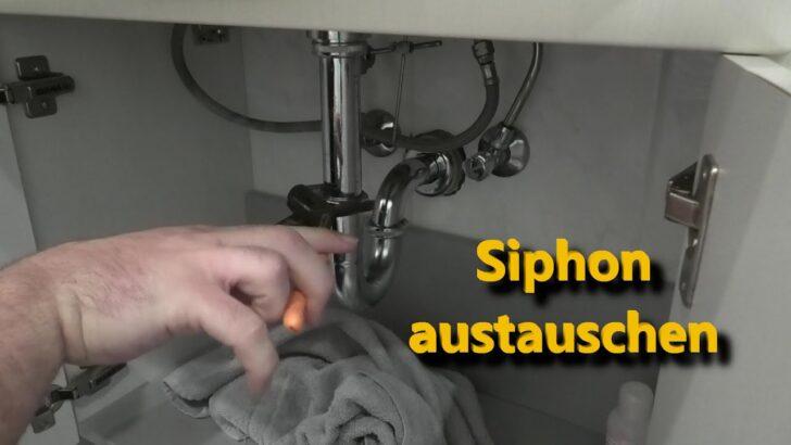 Medium Size of Siphon Montieren By Diybook Bauhaus Fenster Spüle Küche Wohnzimmer Stöpsel Spüle Bauhaus