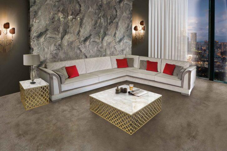 Medium Size of Großes Ecksofa Groes Idfdesign Bett Sofa Bezug Mit Ottomane Regal Garten Bild Wohnzimmer Wohnzimmer Großes Ecksofa