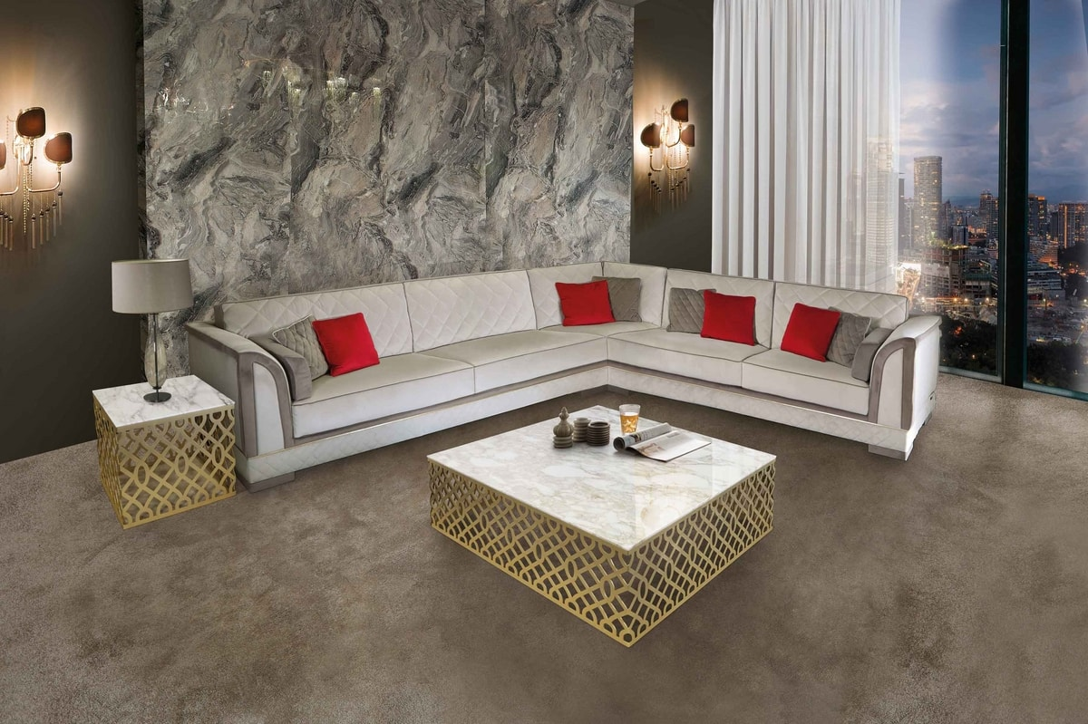 Full Size of Großes Ecksofa Groes Idfdesign Bett Sofa Bezug Mit Ottomane Regal Garten Bild Wohnzimmer Wohnzimmer Großes Ecksofa