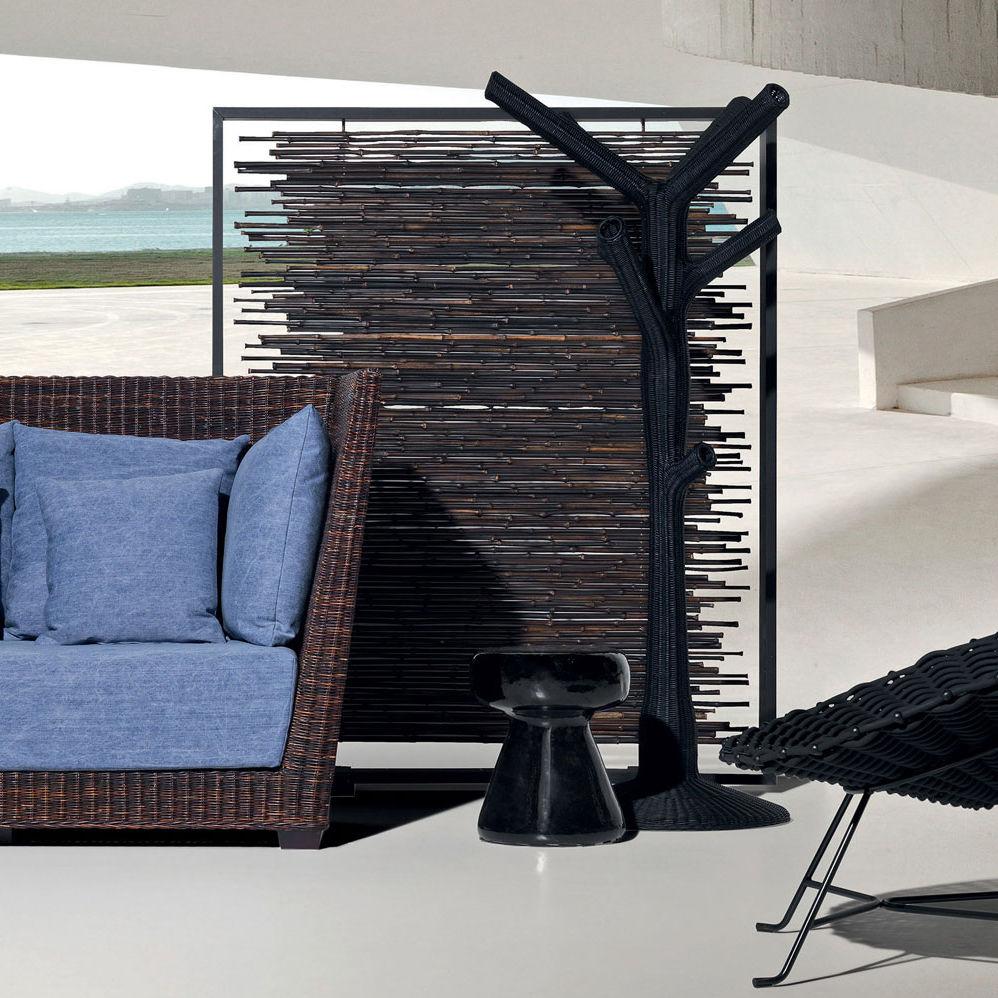 Full Size of Moderner Paravent Black 199 Gervasoni Amerikanischer Garten Bambus Bett Wohnzimmer Paravent Bambus