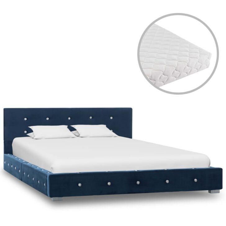 Medium Size of Bett Mit Matratze Blau Samt 120 200 Cm Gitoparts Weiss 180x200 Lattenrost Und überlänge Hülsta Betten Schubladen 160x200 Stauraum Weiß 120x200 140x200 Wohnzimmer Bett 120x200 Mit Led Beleuchtung