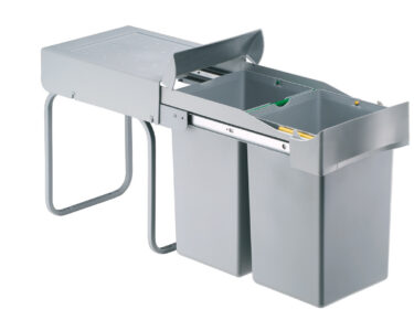 Einbau Mülleimer Wohnzimmer Einbau Mlleimer Schrankbreite Ab 30 Cm 2x14 Liter Online Einbauküche Mit Elektrogeräten Mülleimer Küche Dusche Einbauen Nobilia Bodengleiche Nachträglich