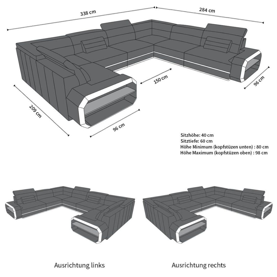 Large Size of Sofabezug U Form Wohnlandschaft Sofa Couch Schlaffunktion Ecksofa Verona In L Mit Abnehmbaren Bezug Dusche Kaufen Bett 180x200 Komplett Lattenrost Und Matratze Wohnzimmer Sofabezug U Form