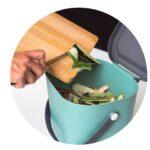 Müllsystem Wohnzimmer Müllsystem Recycling Mllsystem Albula 6 L Horizon Blue Jetzt Küche