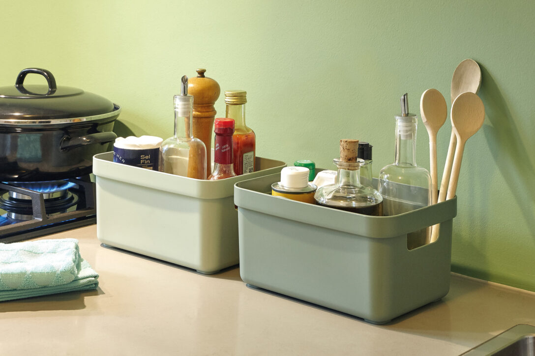 Large Size of Aufbewahrung Küchenutensilien 5 Tipps Fr Organisation Ihrer Kche Sunware Aufbewahrungsbehälter Küche Bett Mit Betten Aufbewahrungsbox Garten Wohnzimmer Aufbewahrung Küchenutensilien