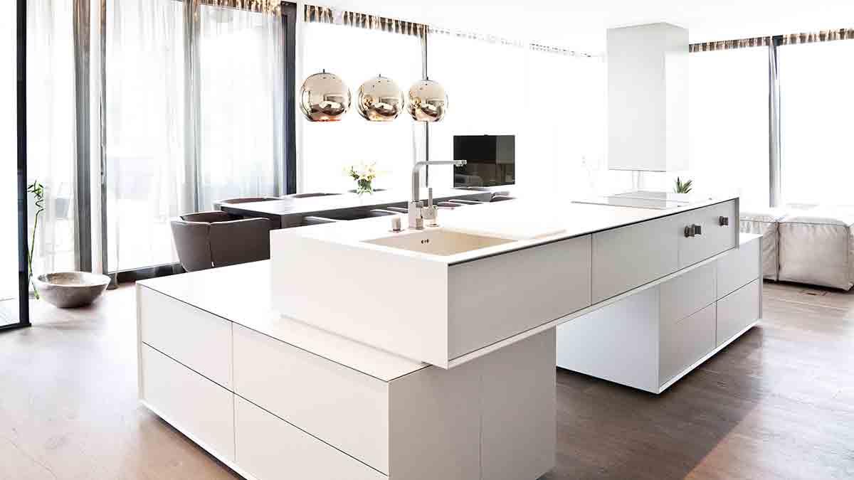 Full Size of Freistehende Küchen Keine Auf Wand Befreite Kche Livingkitchen Regal Küche Wohnzimmer Freistehende Küchen