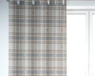 Vorhänge Landhausstil Schweiz Wohnzimmer Schner Leben Vorhang Karos Mit Herzchen Beige 245cm Oder Schweizer Hof Bad Füssing Hotel Wohnzimmer Vorhänge Betten Landhausstil Boxspring Bett Küche