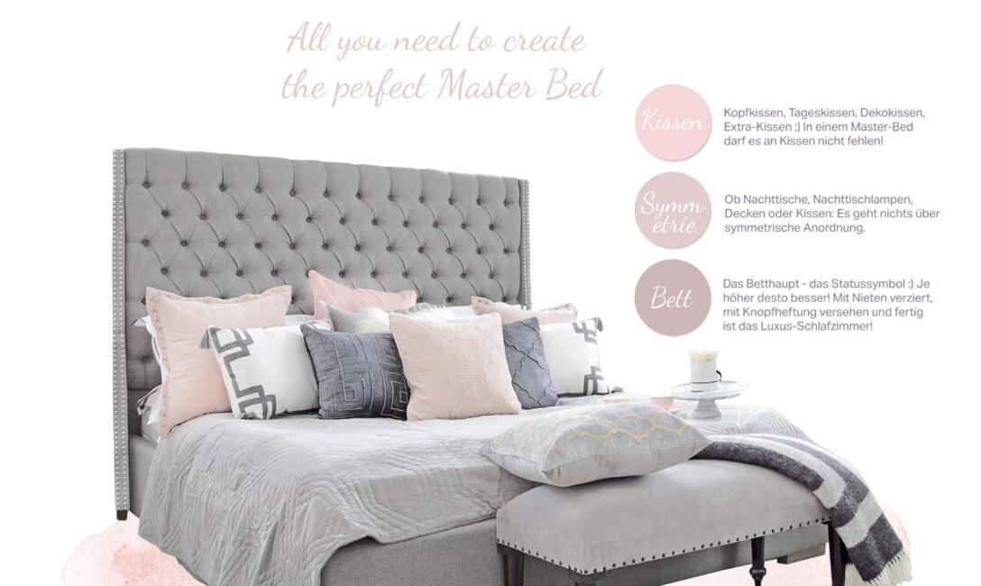 Large Size of Altrosa Schlafzimmer Master Bedroom In Grau Rosa Looks Led Deckenleuchte Klimagerät Für Fototapete Kommode Weiß Günstige Set Günstig Truhe Deko Komplett Wohnzimmer Altrosa Schlafzimmer