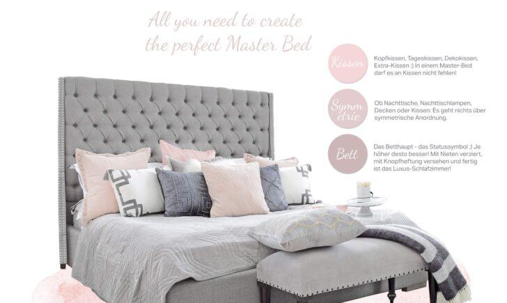 Medium Size of Altrosa Schlafzimmer Master Bedroom In Grau Rosa Looks Led Deckenleuchte Klimagerät Für Fototapete Kommode Weiß Günstige Set Günstig Truhe Deko Komplett Wohnzimmer Altrosa Schlafzimmer