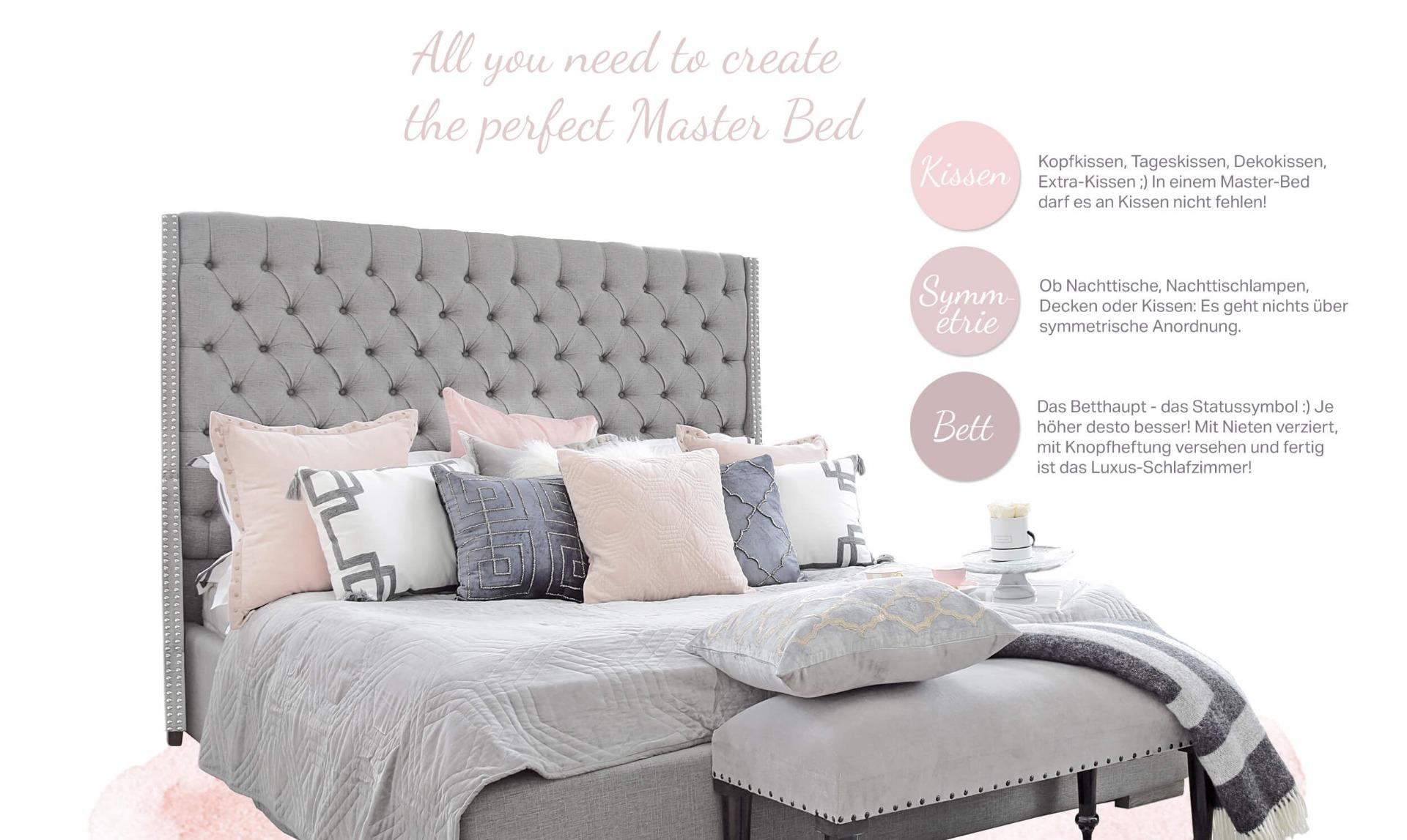 Full Size of Altrosa Schlafzimmer Master Bedroom In Grau Rosa Looks Led Deckenleuchte Klimagerät Für Fototapete Kommode Weiß Günstige Set Günstig Truhe Deko Komplett Wohnzimmer Altrosa Schlafzimmer