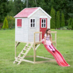 Spielturm Abverkauf Wohnzimmer Spielturm Abverkauf Spielhaus Tiger Stelzenhaus Gartenhaus Kinderspielhaus Garten Kinderspielturm Bad Inselküche