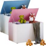Aufbewahrungsbox Kinderzimmer Vcm Spielzeugkiste Sitztruhe Spieltruhe Garten Regal Sofa Regale Weiß Wohnzimmer Aufbewahrungsbox Kinderzimmer