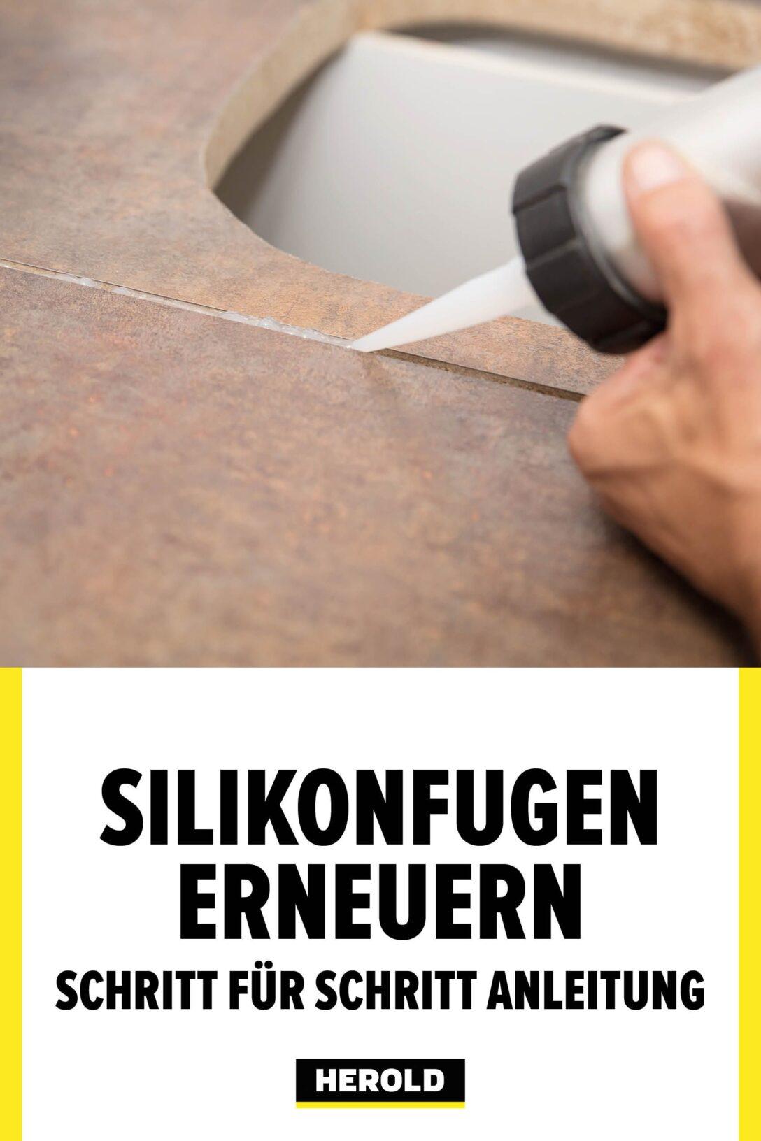 Large Size of Silikonfugen Erneuern In 7 Einfachen Schritten Mit Bildern Fenster Kosten Bad Wohnzimmer Fensterfugen Erneuern