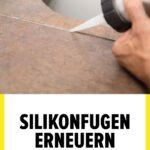 Silikonfugen Erneuern In 7 Einfachen Schritten Mit Bildern Fenster Kosten Bad Wohnzimmer Fensterfugen Erneuern