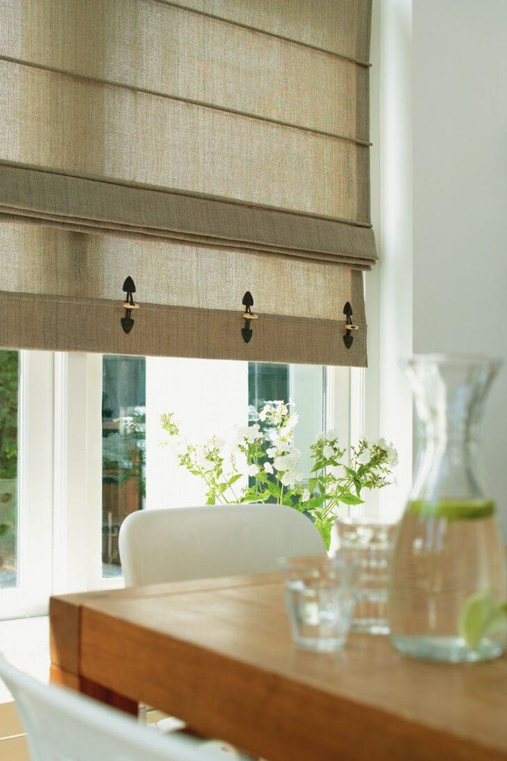 Medium Size of Küchen Raffrollo Kche Bonprivorhnge Waschbar Klettband Sitzecke Küche Regal Wohnzimmer Küchen Raffrollo