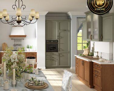 Küchenmöbel Wohnzimmer Italienische Kche Piemont Im Landhausstil