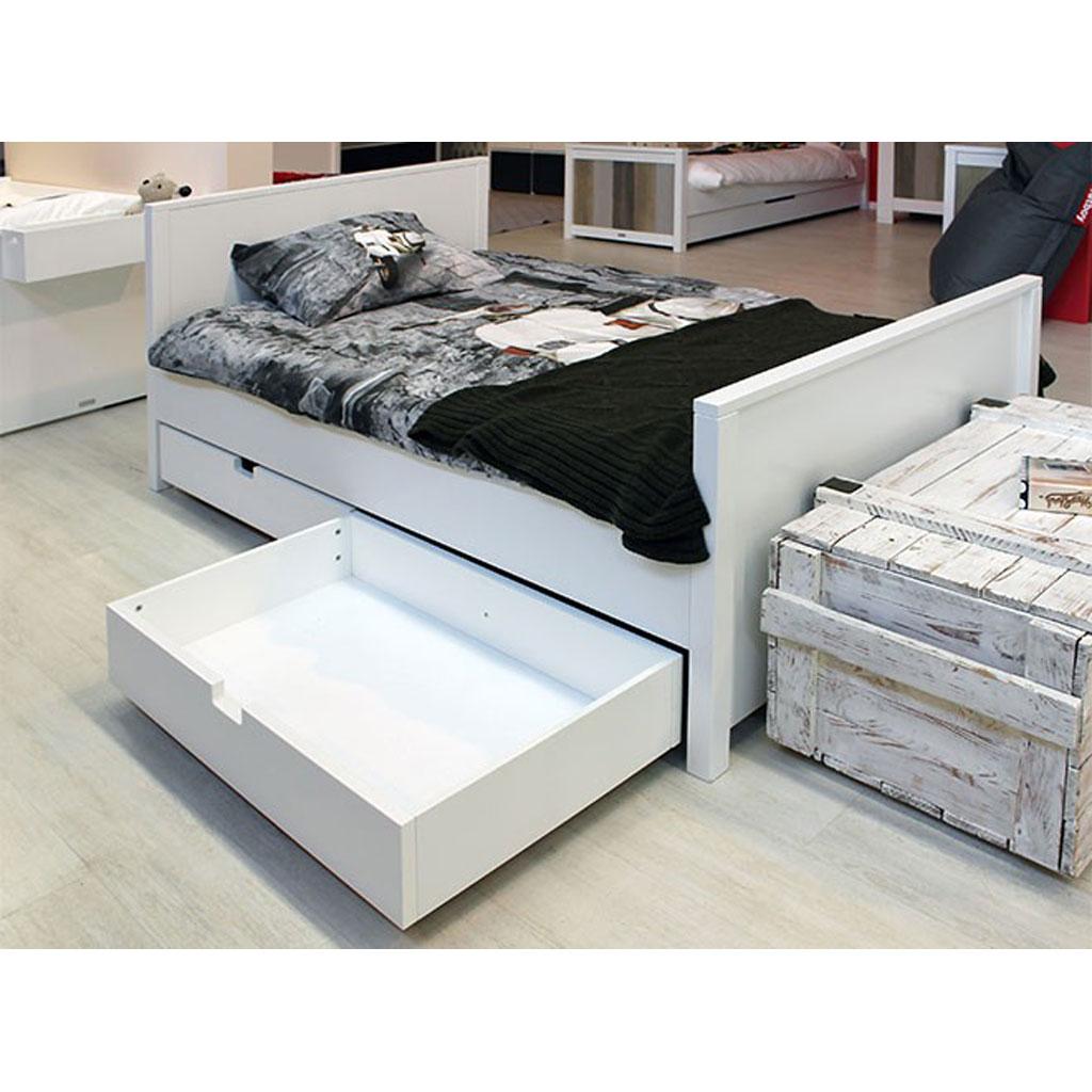Full Size of Bettschublade Bopita Romantic Gstebett Schublade Wei Bett Wohnzimmer Bopita Bettschublade