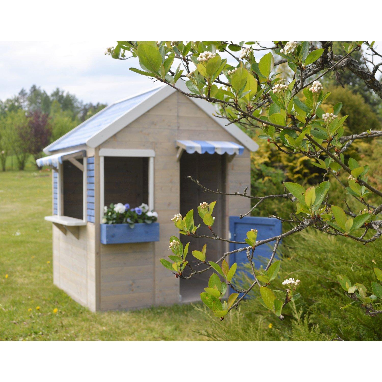 Full Size of Spielhaus Holz Mit Rutsche Obi Garten Kinder Wendi Toys Kinderspielhaus Delfin Kaufmannsladen Inkl Markisen Holzofen Küche Esstische Massivholz Modulküche Wohnzimmer Spielhaus Holz Obi