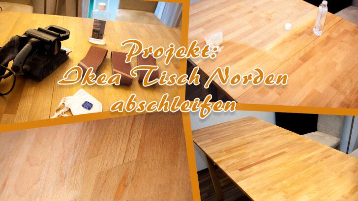 Medium Size of Bartisch Selber Bauen Ikea Projekt Tisch Norden Abschleifen Unser Kreativblog Küche Planen Neue Fenster Einbauen Sofa Mit Schlaffunktion Bett 180x200 Kosten Wohnzimmer Bartisch Selber Bauen Ikea
