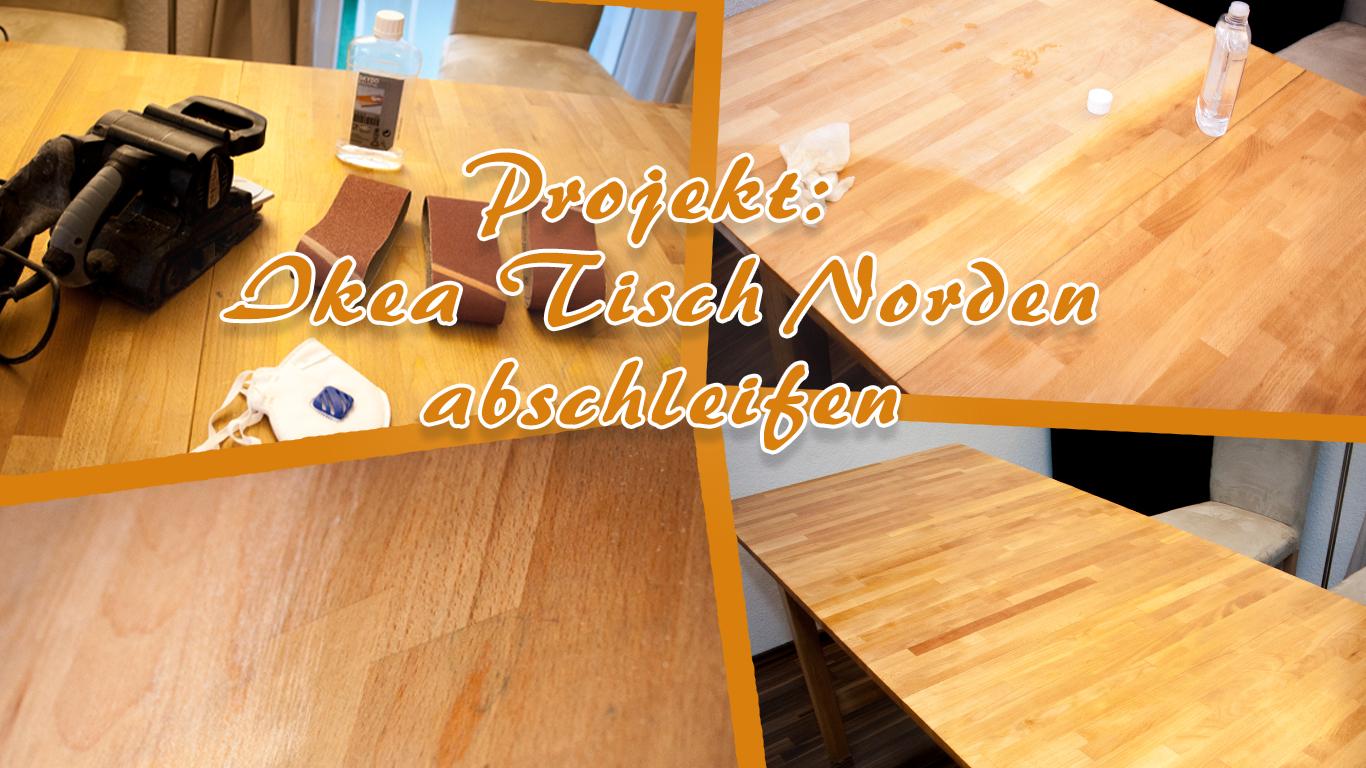 Full Size of Bartisch Selber Bauen Ikea Projekt Tisch Norden Abschleifen Unser Kreativblog Küche Planen Neue Fenster Einbauen Sofa Mit Schlaffunktion Bett 180x200 Kosten Wohnzimmer Bartisch Selber Bauen Ikea
