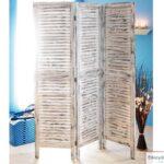 Paravent Holz Wohnzimmer Paravent Holz Raumteiler Sichtschutz 3 Teilig Antik Gebeizt Holzhaus Garten Holzküche Holzregal Badezimmer Regale Küche Weiß Betten Aus Massivholz Esstisch