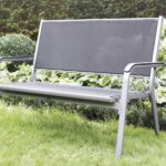 Kettler 2er Gartenbank Basic Plus Aluminium Mit Edelstahlschrauben Relaxsessel Garten Aldi Wohnzimmer Aldi Gartenbank