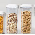 Vorratsdosen Fr Trockenvorrte Emsa Küchen Regal Aufbewahrungsbehälter Küche Wohnzimmer Küchen Aufbewahrungsbehälter