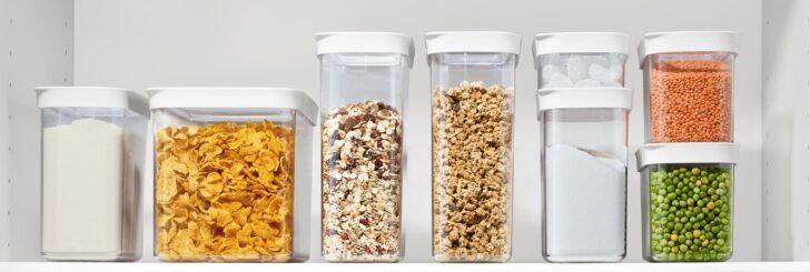 Medium Size of Vorratsdosen Fr Trockenvorrte Emsa Küchen Regal Aufbewahrungsbehälter Küche Wohnzimmer Küchen Aufbewahrungsbehälter