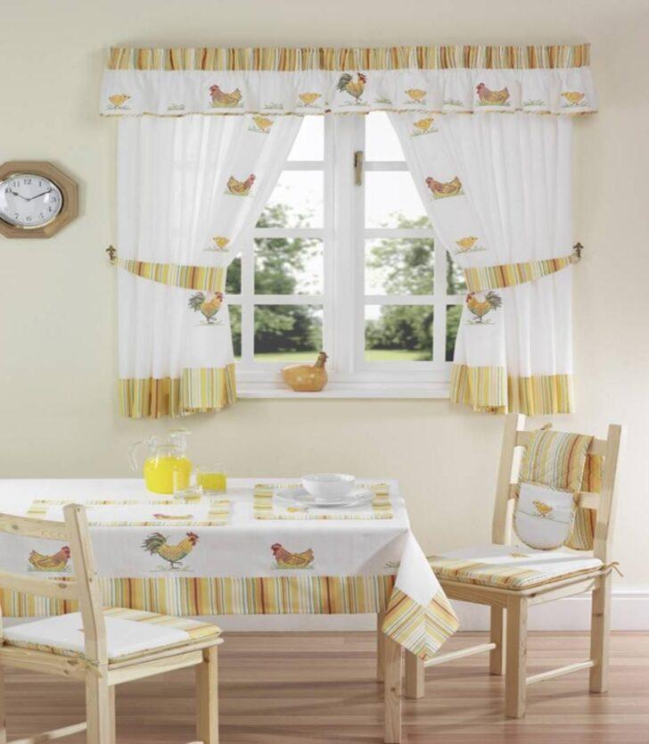Medium Size of Küchenvorhang Pin Von Kche Deko Auf Vorhang Gestaltung Wohnzimmer Küchenvorhang