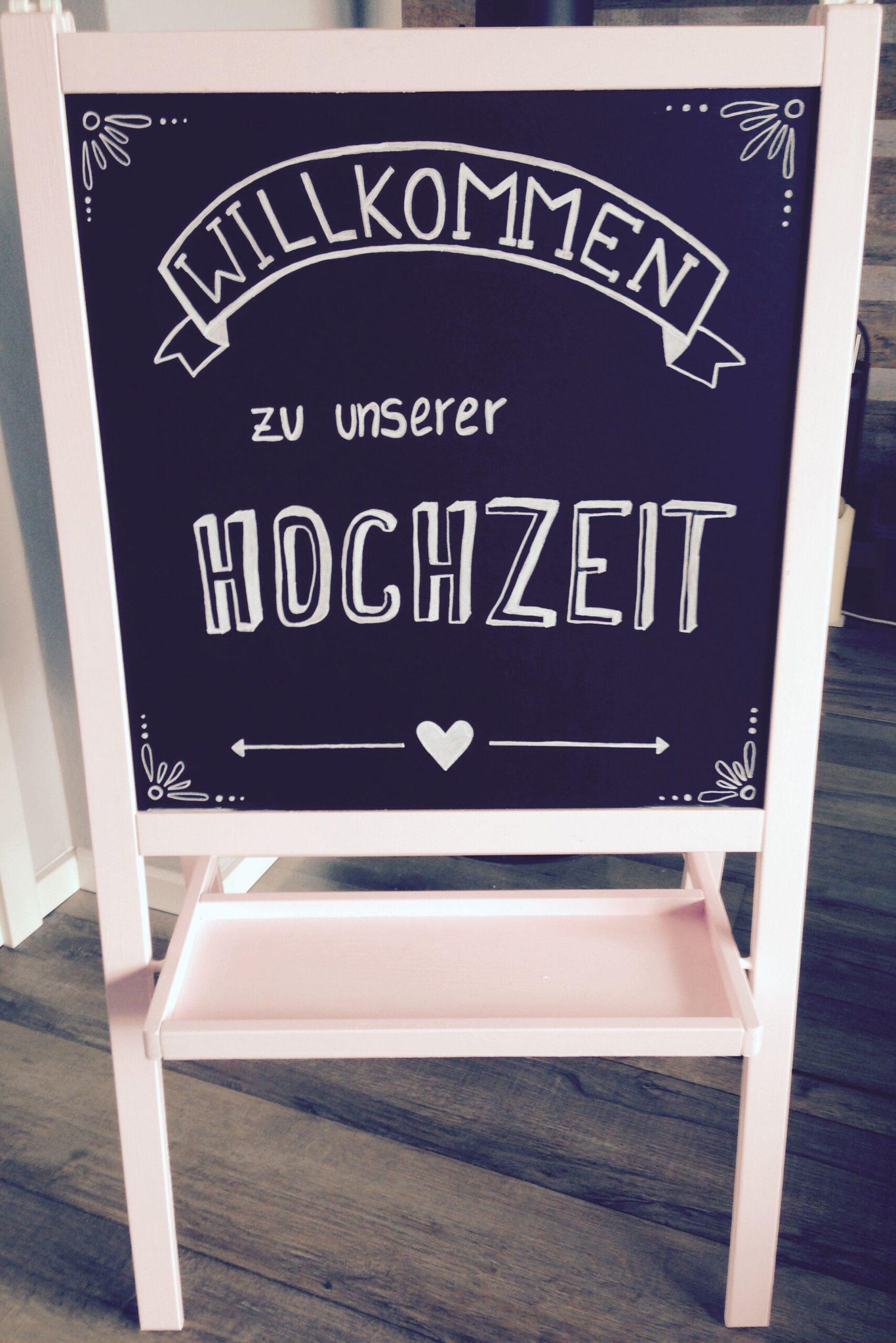 Full Size of Ikea Tafel Herzlich Willkommen Zu Unserer Hochzeit Diy Kreidetafel Küche Sofa Mit Schlaffunktion Kaufen Modulküche Miniküche Betten Bei 160x200 Kosten Wohnzimmer Kreidetafel Ikea