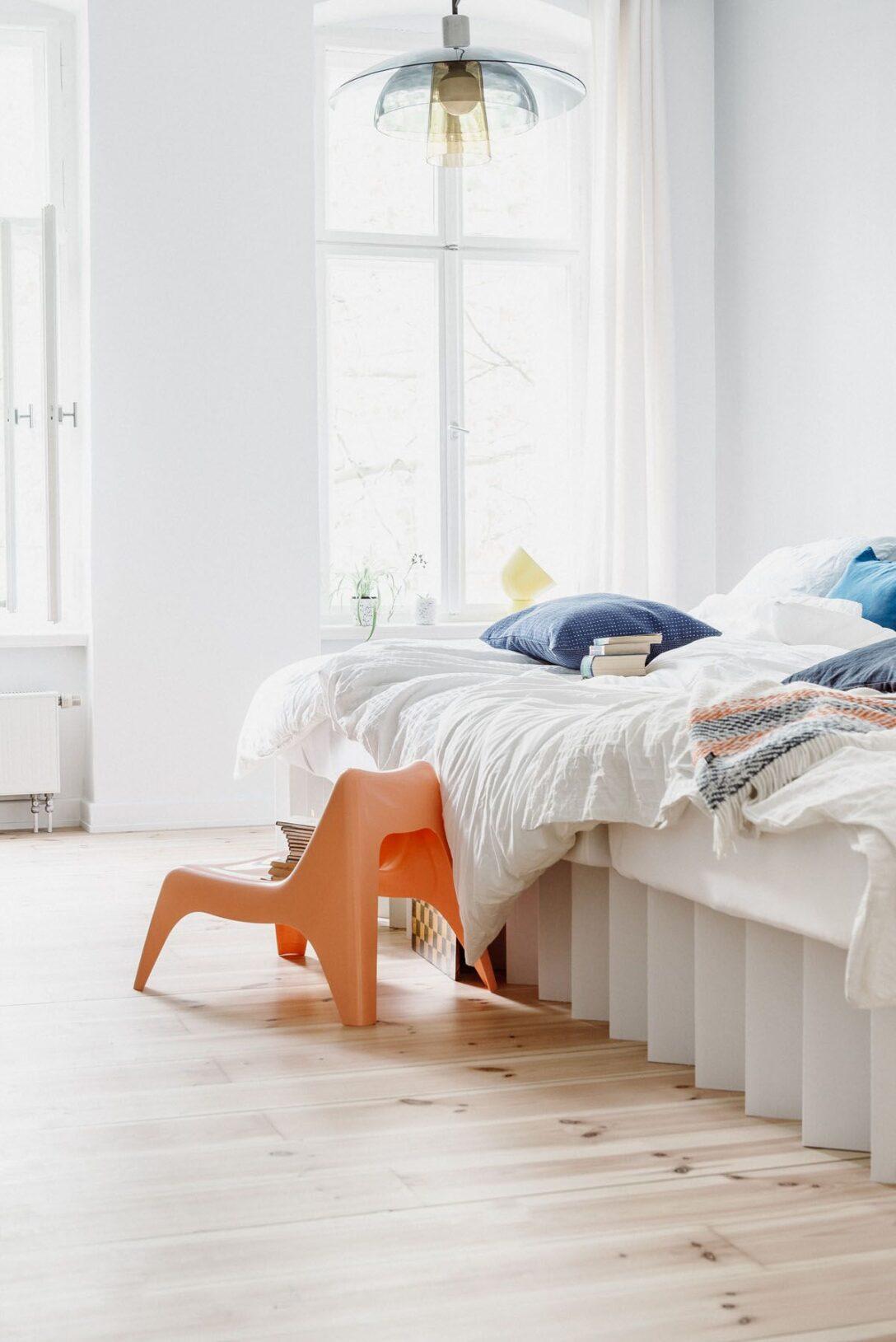 Large Size of Pappbett Ikea Das Bett Aus Recycelter Wellpappe Ist Stabil Küche Kosten Betten Bei Kaufen Sofa Mit Schlaffunktion 160x200 Miniküche Modulküche Wohnzimmer Pappbett Ikea