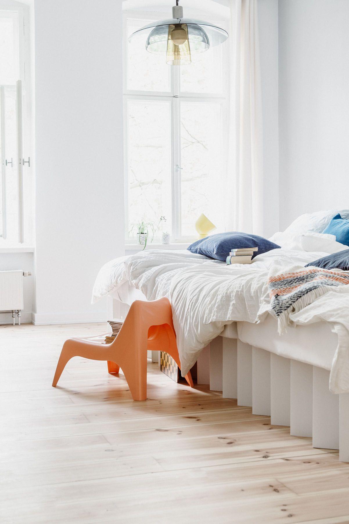 Full Size of Pappbett Ikea Das Bett Aus Recycelter Wellpappe Ist Stabil Küche Kosten Betten Bei Kaufen Sofa Mit Schlaffunktion 160x200 Miniküche Modulküche Wohnzimmer Pappbett Ikea