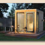 Gartensauna Bausatz Wohnzimmer Gartensauna Bausatz Rhombusschalung Design Vom Hersteller Holzonde