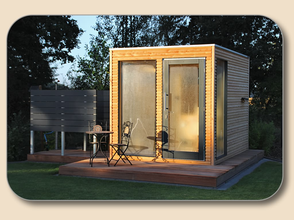 Full Size of Gartensauna Bausatz Rhombusschalung Design Vom Hersteller Holzonde Wohnzimmer Gartensauna Bausatz