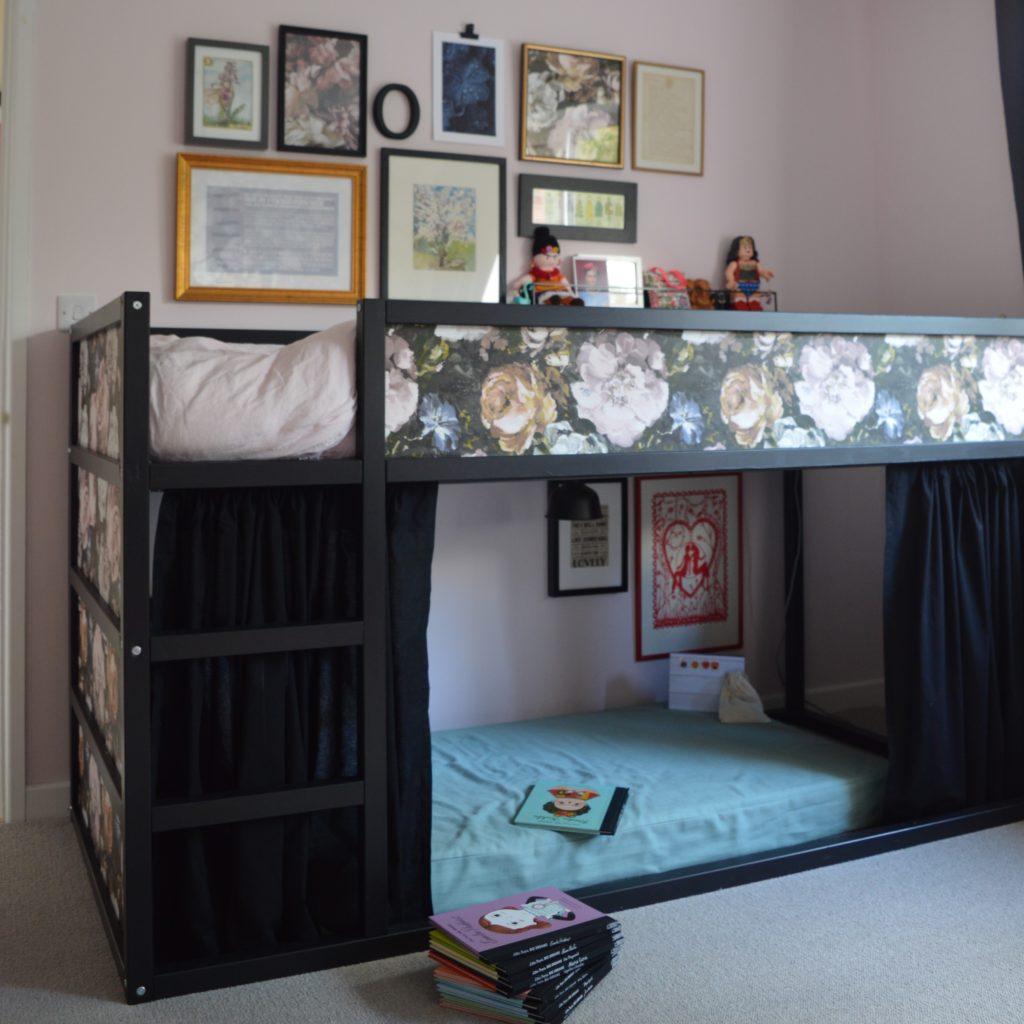 Full Size of Kura Hack Ikea 2 Ways Home Made Productions Wohnzimmer Kura Hack