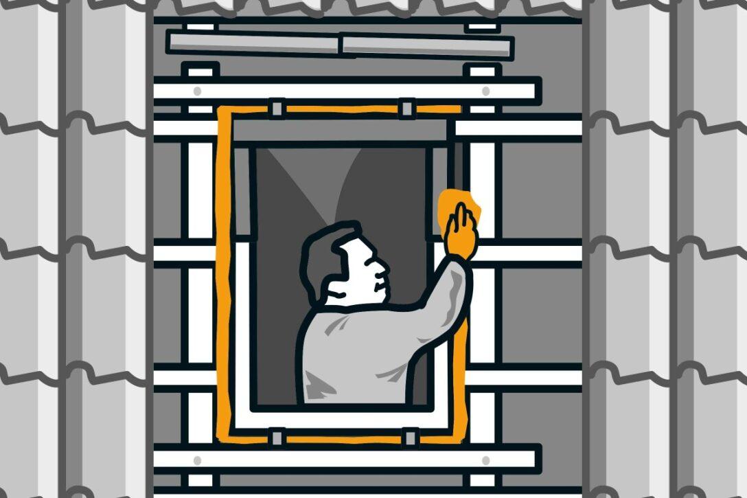 Large Size of Dachfenster Einbauen Innenfutter Velux Deutsch Preis Innenverkleidung Kosten Zwischen Dachsparren Anleitung Von Hornbach Bodengleiche Dusche Fenster Wohnzimmer Dachfenster Einbauen