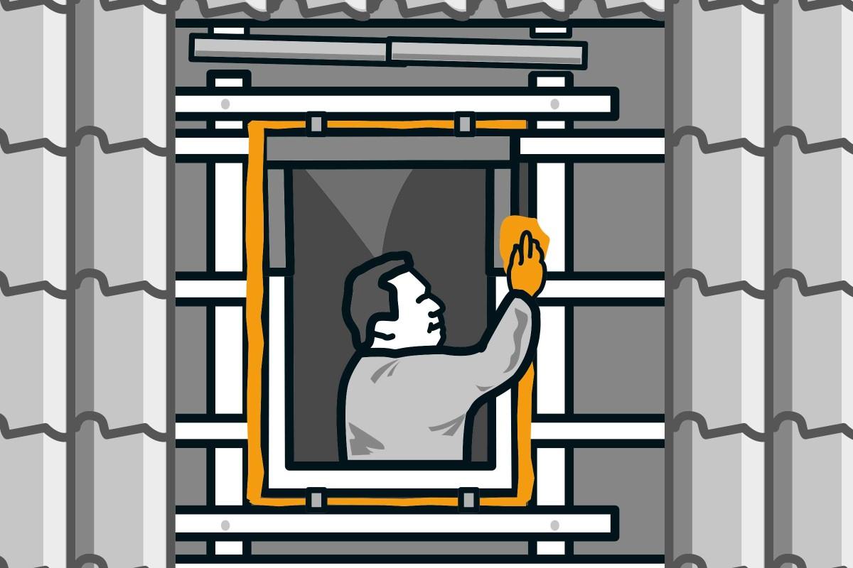 Full Size of Dachfenster Einbauen Innenfutter Velux Deutsch Preis Innenverkleidung Kosten Zwischen Dachsparren Anleitung Von Hornbach Bodengleiche Dusche Fenster Wohnzimmer Dachfenster Einbauen