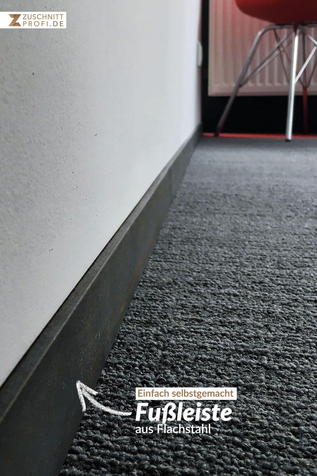 Large Size of Sockelblende Küche Zuschnitt Fuleiste Aus Flachstahl Einfach Selbstgemacht In 2020 Teppich Für Jalousieschrank Freistehende Beistelltisch Behindertengerechte Wohnzimmer Sockelblende Küche Zuschnitt
