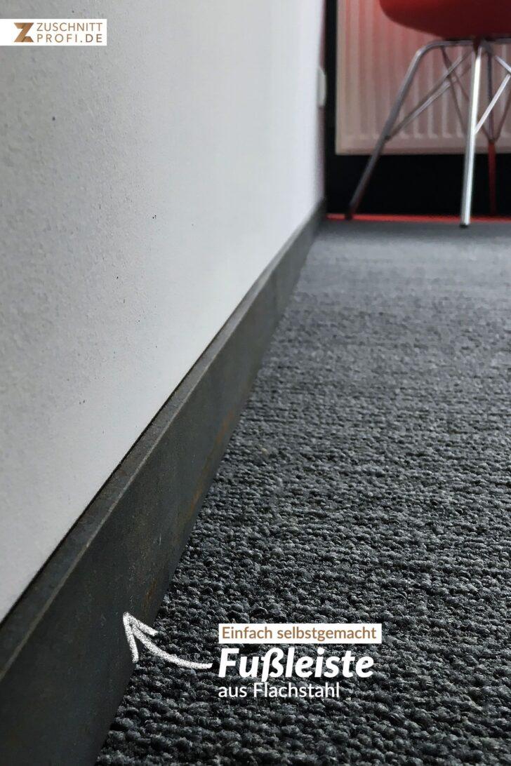 Medium Size of Sockelblende Küche Zuschnitt Fuleiste Aus Flachstahl Einfach Selbstgemacht In 2020 Teppich Für Jalousieschrank Freistehende Beistelltisch Behindertengerechte Wohnzimmer Sockelblende Küche Zuschnitt
