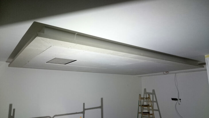 Medium Size of Indirekte Beleuchtung Wohnzimmer Decke Selber Bauen Led Machen Decken Deckenlampe Küche Deckenleuchte Schlafzimmer Deckenlampen Modern Badezimmer Bad Wohnzimmer Indirekte Beleuchtung Decke Selber Bauen