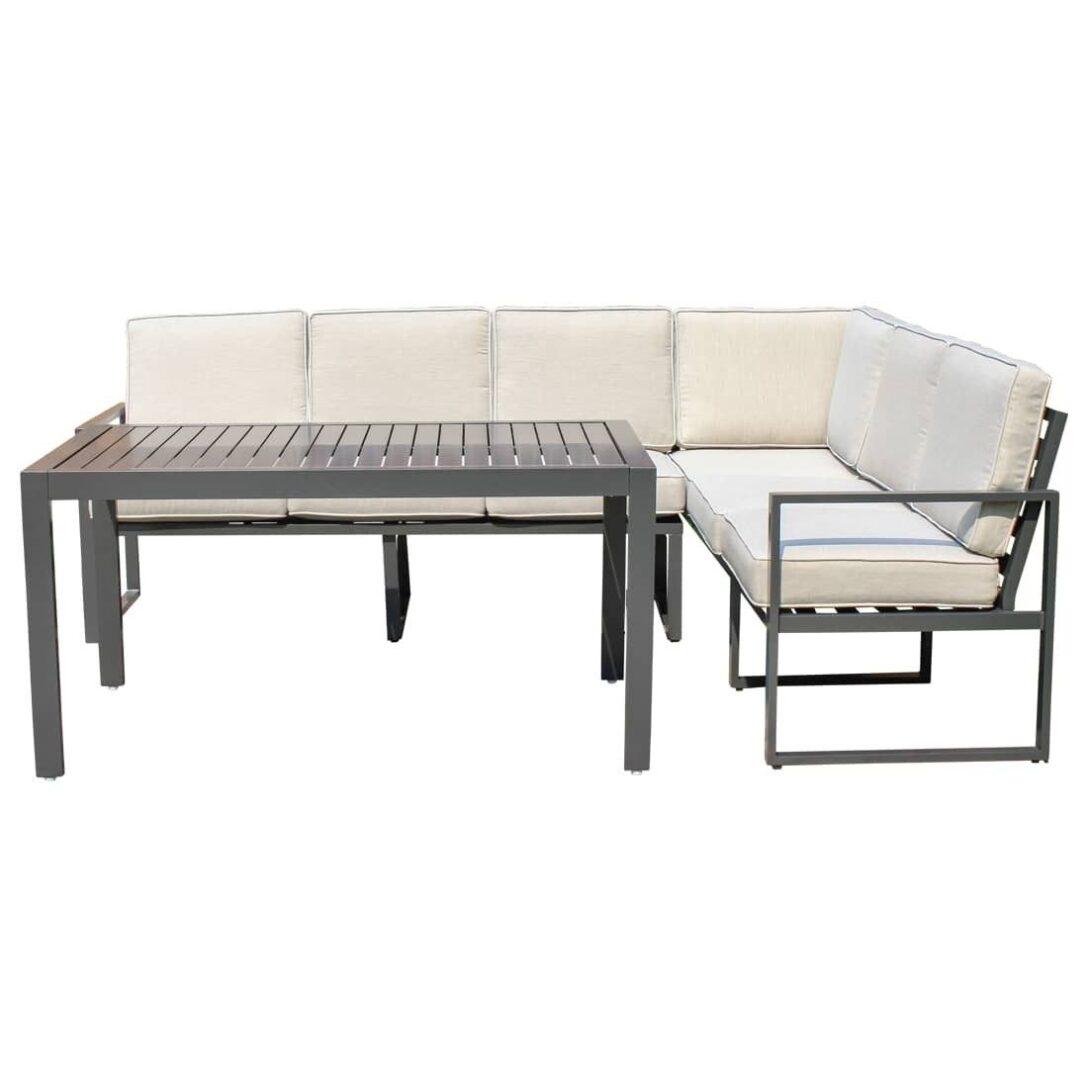 Large Size of Outliv Sahara Loungeset 4 Teilig Aluminium Olefin Mit Bildern Garten Loungemöbel Holz Günstig Wohnzimmer Outliv Loungemöbel