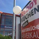 Ausstellungsküchen Wegen Komplettumbau Abverkauf Bei Reddy Kchen Wohnzimmer Ausstellungsküchen