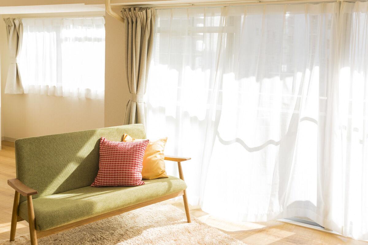 Full Size of Gardinen Trends So Gestaltest Du Moderne Fenster Schlafzimmer Küche Für Wohnzimmer Scheibengardinen Die Wohnzimmer Gardinen Doppelfenster
