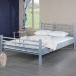 Metallbett 100x200 Metallbetten Offizieller Dunlopillo Und Emma Premium Hndler Bett Weiß Betten Wohnzimmer Metallbett 100x200
