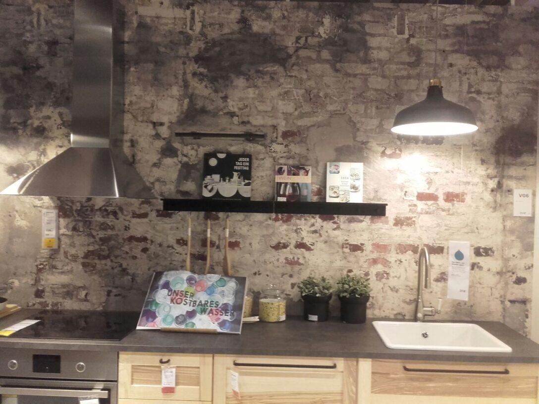 Large Size of Single Küchen Ikea Wandbild 445404 Bei In Der Ausstellung Küche Kosten Singleküche Mit E Geräten Modulküche Regal Betten Kaufen 160x200 Sofa Wohnzimmer Single Küchen Ikea
