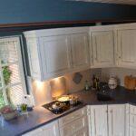 Weie Landhauskche Tischlerei Dohrn In Risum Lindholm Vollholzküche Holzküche Massivholzküche Wohnzimmer Holzküche Auffrischen