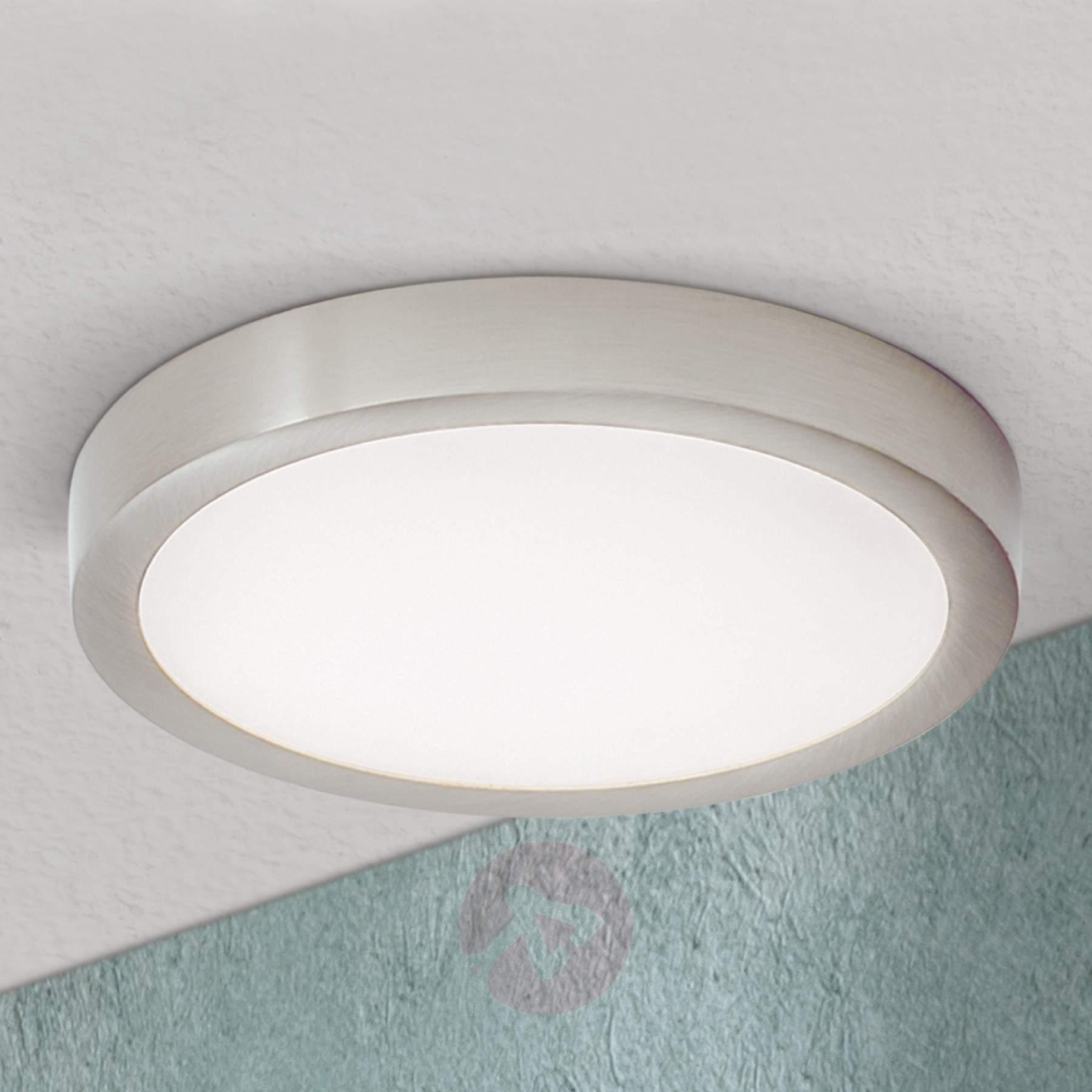 Full Size of Sehr Flache Led Deckenleuchte Vika Kaufen Lampenweltde Stehlampen Wohnzimmer Teppiche Bilder Fürs Wandbilder Einbauleuchten Bad Deckenleuchten Schlafzimmer Wohnzimmer Deckenleuchten Wohnzimmer Led