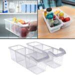Khlschrank Aufbewahrungsbo2 Stck Khlschrankschubladen Küchen Regal Aufbewahrungsbehälter Küche Wohnzimmer Küchen Aufbewahrungsbehälter