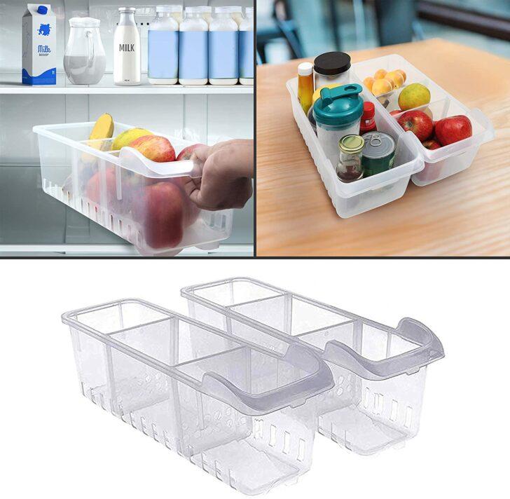 Medium Size of Khlschrank Aufbewahrungsbo2 Stck Khlschrankschubladen Küchen Regal Aufbewahrungsbehälter Küche Wohnzimmer Küchen Aufbewahrungsbehälter